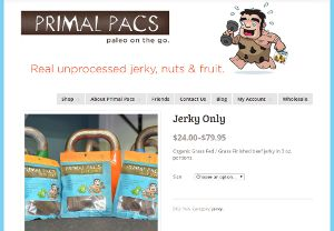 Primal Pacs Home Page