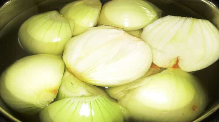 sauteed onions - the base for many of the paleo french onion soups listed in this article
