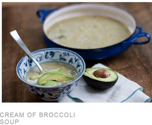 Cream of Broccoli Soup by Autoimmune Paleo - AIP, Creamy, Mushroom, Bone Broth