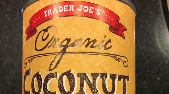 New Organic Paleo Coconut Milk No Guar Gum At Tjs