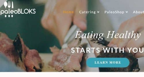 Paleo BLOKS is a small catering and healthy food delivery Los Angeles service offering Paleo friendly meals, delivered to your door. It was started by a coach passionate about food and seeing her clients transform their health and bodies.