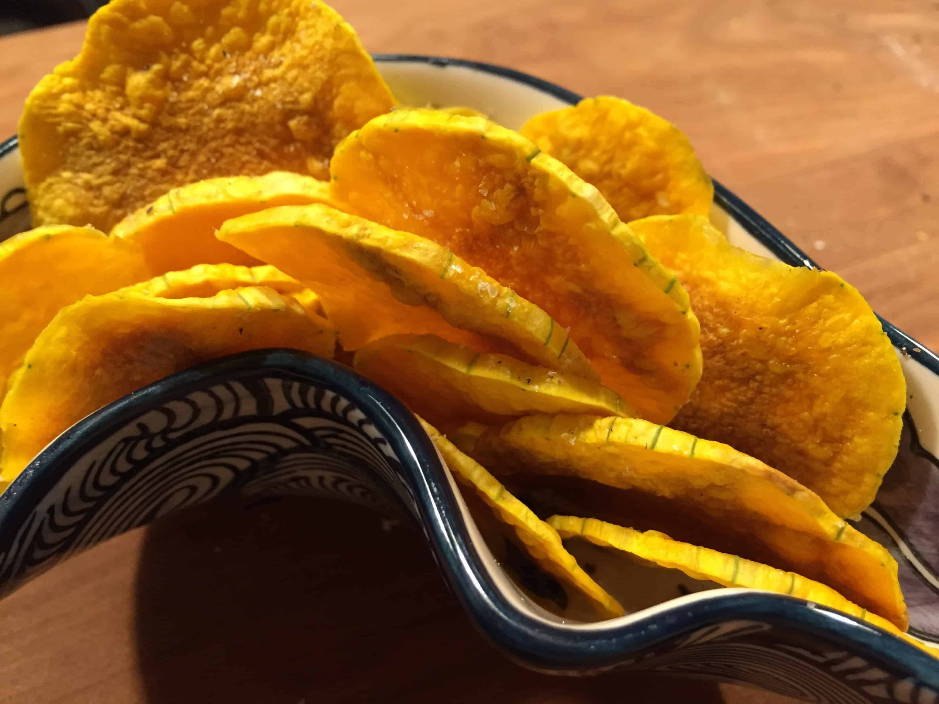 finished_product_crispy_paleo_butternut_squash_chips_good_for_dipping_with_included_panama_hot_sauce_recipe