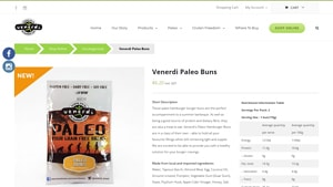 Finding Paleo Hamburger Buns products used to be a challenge, but its become easier. There are an increasing number of paleo buns options available.  There are an increasing number of paleo buns options available.